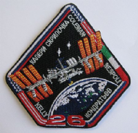 International Space Station Expedition 26 Patch